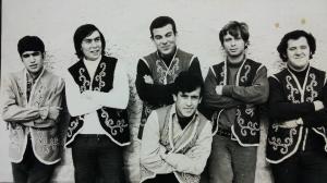 להקת הזרים